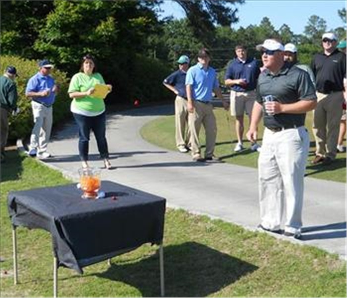 2012 Local SERVPRO Golf Tournament