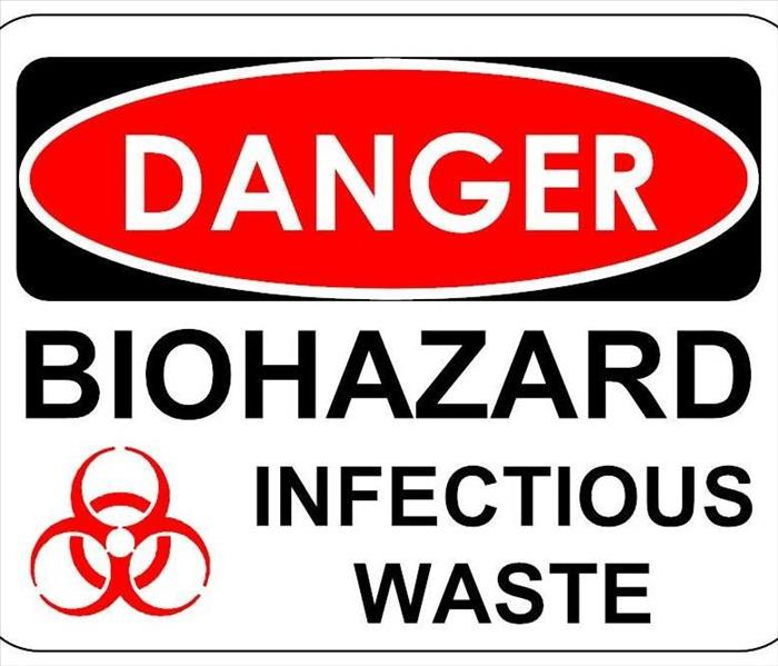 Biohazard Common Crime Scene Contaminates